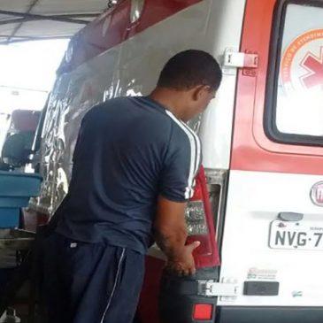 Manutenções Preventivas e Corretivas das ambulâncias do Samu garantem a segurança dos profissionais e pacientes