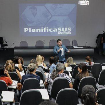 Região de Itabaiana faz adesão ao PlanificaSUS